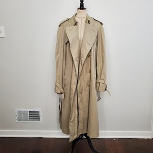 Burberry Vintage Classic Trench Coat